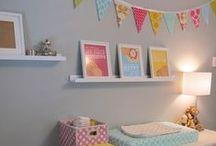 Girl nurseries/bedrooms