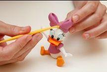 Handmade cuties / Cute polymer clay charm ideas
