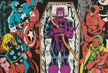 Vintage Comic Books for Sale on Etsy / This board contains vintage comic books I have put up for sale at TheSamAntics.etsy.com