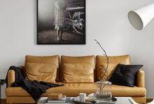 Myke møbler / sofaer og stopp