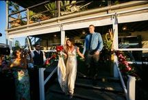 LAURA + RYAN - Real Wedding / Laura + Ryan - Real Wedding at The Boathouse Palm Beach. Photography by Tim Pascoe