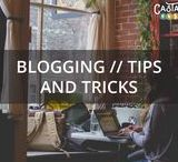 BLOGGING // Tips & Tricks / Castaway with Crystals tips and tricks for helping me make the most out of my blog!
