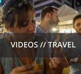 VIDEOS // TRAVEL
