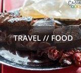 TRAVEL // FOOD