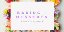 BAKING & DESSERTS / Recipes for baked goods, breads, cakes, pastries and desserts.