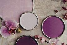 tones | purple