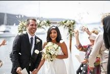 MALA + LUKE - Real Wedding at The Boathouse Palm Beach / Photography by James Billing