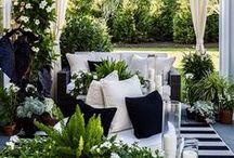 green (plants/garden/summerhouse)
