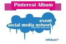 Social Media Network (Bina Nusantara) / Seminar seru ke kampus-kampus sekitar Jakarta. Diisi oleh pemaparan tentang dunia digital oleh narsum Danny Oei (Kaskus dan Mindtalk), Giring Nidji (Kincir.com) dan Frandy Wirajaya (CEO Infokost.net)
