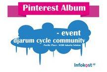 Djarum Cycle Community With Infokost