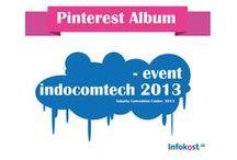 Infokost at SpeedUp Studio - MBC 2013 / Infokost.net berpartisipasi dalam ajang Indocomtech 2013 di JCC Senayan Jakarta.