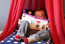 Shhh! Quiet Activities for Kids / Need your kids to be quiet for more than 5 minutes? What do you do when they give up their nap? Busy bags! Quiet books! These ideas will facilitate peace and calm in your home and help them get the quiet rest they need developmentally... and you need for your sanity!