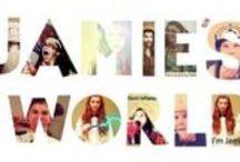 I Love Jamie's World