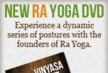 Ra Specials / by Ra Yoga
