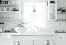 Shabby kitchens