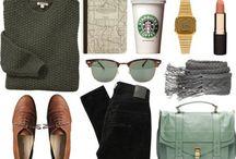 Wardrobe Ideas / by Aubrey Crompton