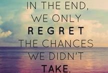 Quotes / Fina citat som är viktiga för mig.