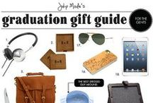Graduation Gift Ideas / Know someone who's graduating high school or college? Find gift ideas and deals here.  / by Discount Bee