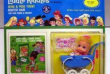 Dolls, Dolls, Dolls / Always selling quality Vintage Dolls! smitti257@aol.com / by Michele Casino