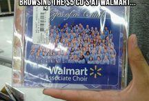 Walmart funnies