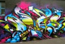 Tattoos, Streetart & Graffity