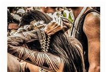 Cultura Indígena / Elementos da cultura indígena brasileira: costumes, ritos, habitação, artesanato e ferramentas.