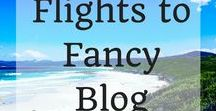 Flights To Fancy Blog / All the best content from the luxury travel blog Flights to Fancy. Do you have champagne taste but a beer budget? Short on time but keen to travel the world? I'll show you how to save and where to splurge to maximise your travel budget. Everyone deserves a little luxury in their life!