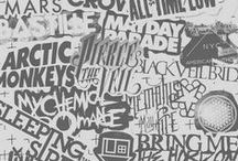Bands / Things about some of the bands that pretty much raised me <3