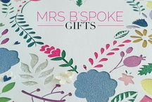Life of a Maker / Behind the scenes at Mrs B'Spoke Gifts, Scotland, paper gifts, bespoke orders