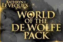 World of the de Wolfe Pack - Regency Romance / Novellas written as part of Kindle Worlds for USA Today Bestselling author Kathryn Le Veque's World of the de Wolfe Pack. Nobody's Angel is a fun story that blends together Regency characters and the medieval warrior ancestors of Kathryn's Wolfe Pack clan.