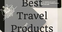Best Travel Products / Life on the road can be tough but there are a tonne of travel products out there to make your life easier. From the best luggage to the best foreign SIM cards. You'll find them all here.