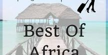 Best Of Africa / A group board for travel writers to pin their very best content from the wonderfully diverse continent of Africa.  To be added as a collaborator to any/all of our 15 group boards follow Flights To Fancy, Fill My Passport and Walkabout Wanderer (see collaborators list) and then email flightstofancy@outlook.com to request an add.   Board Rules: All pins must be vertical. For every pin you add you must repin two pins from the board. Each pin must lead to a specific article. Maximum of 3 pins per day per person. Only humane animal content allowed. Inappropriate or offensive content will be removed. Thanks!