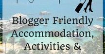Blogger Friendly Accomodation, Activities & Restuarants / A collection of hotels, restaurants and activities that have provided support to travel bloggers. If you would like to be a contributor please follow me and sent me a direct message or email flightstofancy@outlook.com. Pin only travel content from brands you have PERSONALLY worked with that lead to YOUR sponsored posts. Repin for every pin you add. Max 3 pins per day.