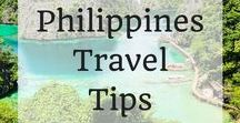 Philippines Travel Tips / The Philippines is home to 7000+ idyllic islands all waiting to be explored. If your are travelling to the Philippines is can be hard to decide which ones to visit. Start planning your trip to the Philippines here by researching hotels in the Philippines, restaurants in the Philippines and most importantly activities in the Philippines. Make sure you spend some time checking out the stunning beaches in the Philippines. They have to be seen to be believed!