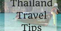 Thailand Travel Tips / Thailand is an eclectic mix of bustling cities, thumping nightlife, picture perfect beaches and rich culture. If you are planning a trip to Thailand this board is for you. Featuring the best Thailand hotels, Thailand restaurants and Thailand activities, everything you need to sort you Thailand travel is right here