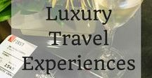 Luxury Travel Experiences / Everyone needs a little luxury in their life! There is a time to save and a time to splurge. When your time comes to splurge you will find all the inspiration you need to plan your luxury vacation right here. Featuring the very best luxury hotels and luxury travel experiences, you have the best luxury travel resource. Go on, start planning your luxury holiday now. You deserve it!