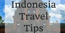 Indonesia Travel Tips / Indonesia is so much more than Bali! This stunning nation has much to offer the intrepid traveller. I'll find you the very best hotels in Indonesia, the restaurants in Indonesia and the best activities in Indonesia so you can plan the Indonesian trip of a life time. Click around and start planning now!