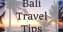 Bali Travel Tips / Bali is known as the island of the Gods and offers something for travellers of all ages. If you are travelling to Bali check out my picks of the best Bali hotels, best Bali restaurants and best Bali activities to get the most out of your Bali vacation. This is your one stop board for Bali travel.