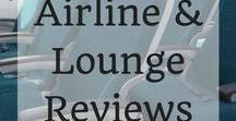 Airline & Lounge Reviews / Airline travel can be amazing or it can be the worst form of torture known to man. With my comprehensive collection of brutally honest airline reviews and airline lounge reviews, I'll help you sort the wheat from the chaff and pick a winner every time.