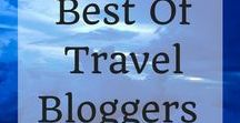 Best Of Travel Bloggers / Travel bloggers are a wealth of knowledge and a fantastic source of information when reseaching your next trip. This board brings the very best content written my travel bloggers together all in one place. Have a look and be inspired!