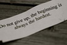 Motivation Sentences