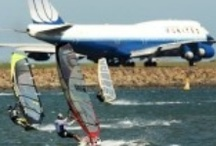 Wind surfing spots