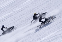 Snowmobiling Spots