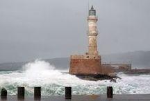 Lighthouses - Greece