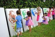 Children's Party Ideas / Themes, decorations, party favors, activities, etc.