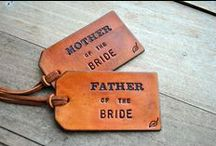 Destination Wedding Ideas / We love this stuff but don't have anywhere else to put it!