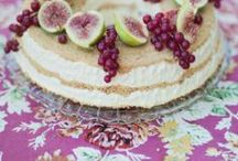 Pretty cakes, deserts, etc