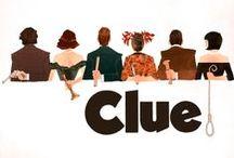 Cluedo / by Stephen Smith