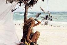 beach glam / by RUBIIJAYNE