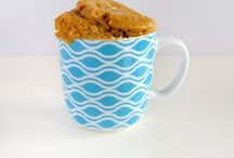 Mug cake à faire au boulot ! / Mug cakes for the office !